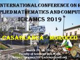 1ère conférence internationale sur la recherche en mathématiques appliquées et l'informatique