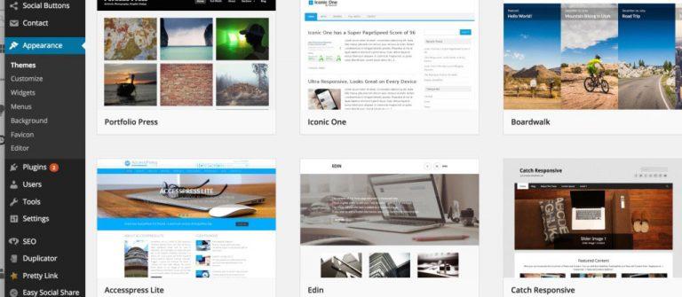 creation site web gratuit maroc